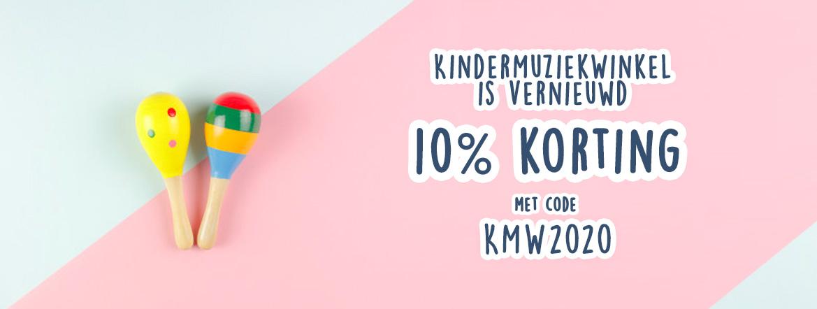 home kindermuziekwinkel kortingscode