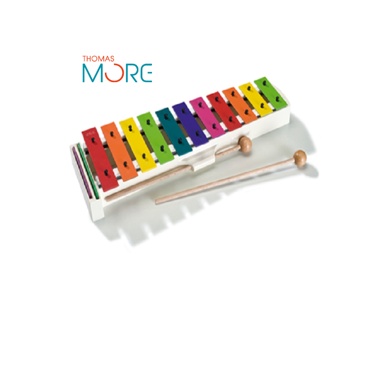 Thomas More - BWG Boomwhackers Klokkenspel