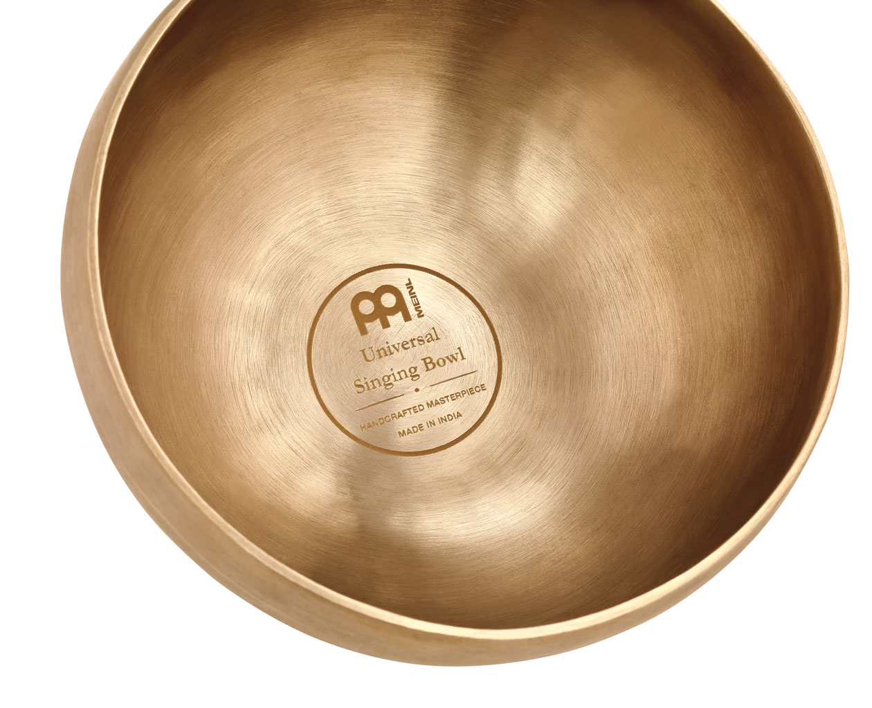 klankschalen of singing bowls van Meinl Sonic Energy Colletion