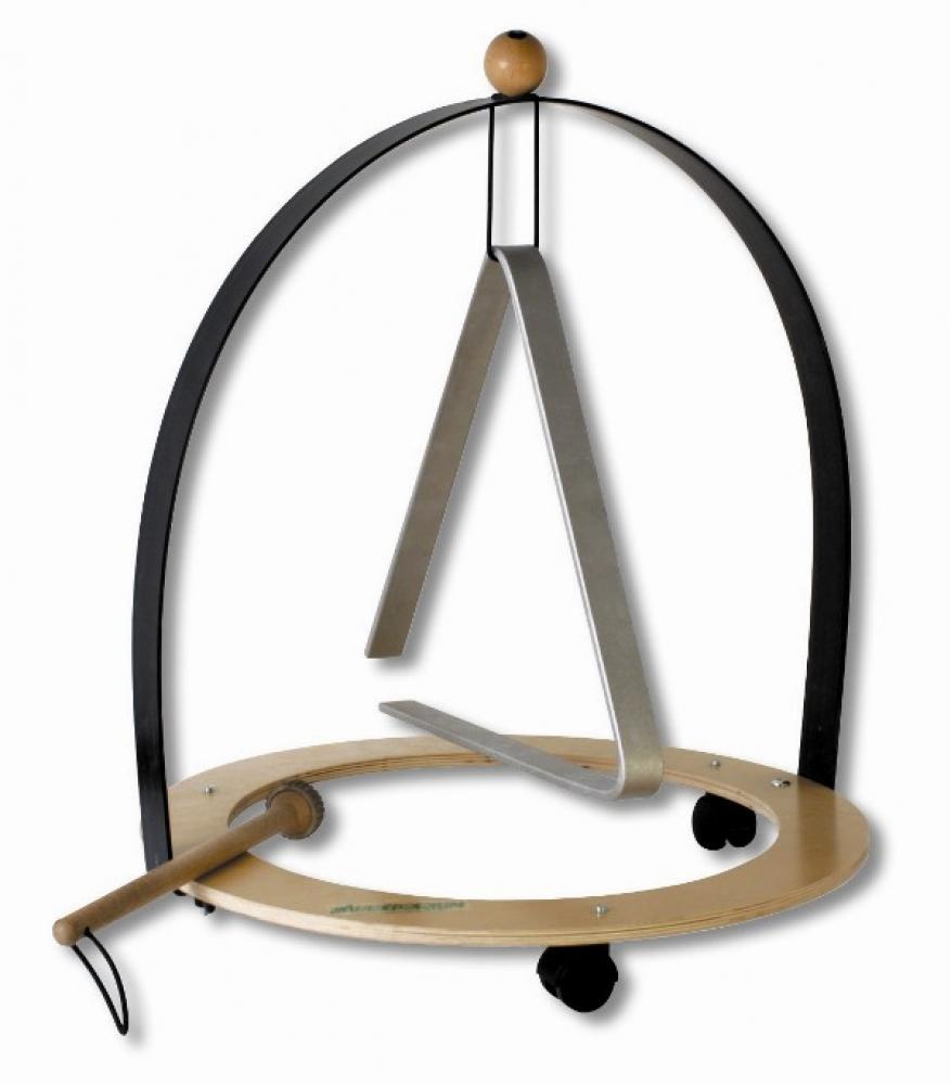 Triangelklok 40