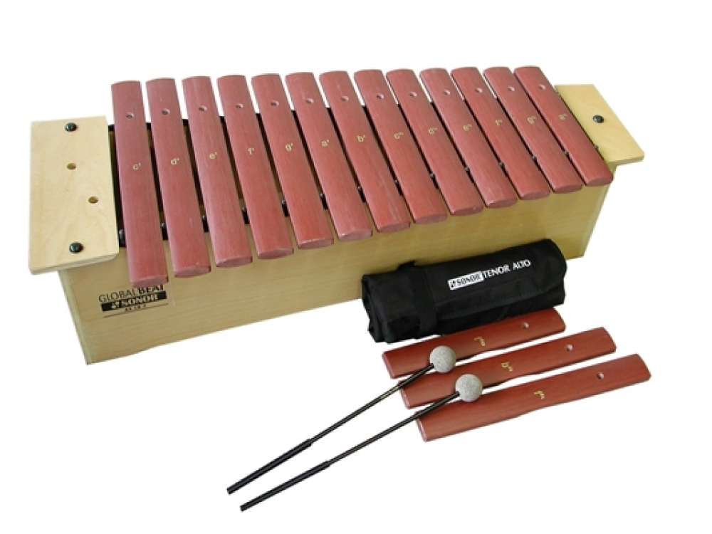 Alt Xylofoon fiberglas