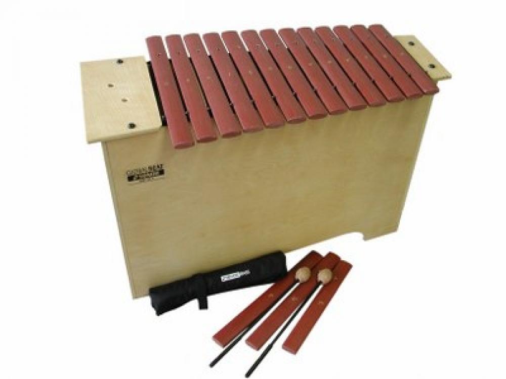 Bas xylofoon fiberglas