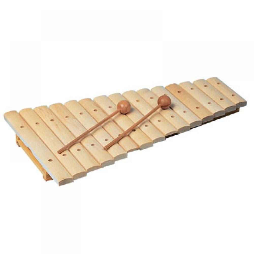 Xylofoon met 15 staafjes
