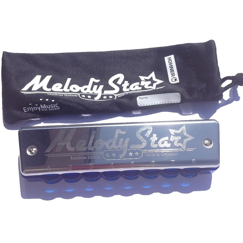 Mondharmonica Melody Star
