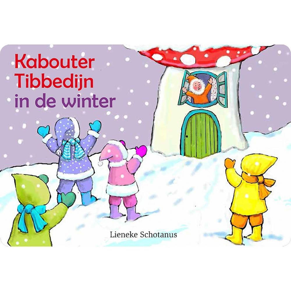 Kabouter Tibbedijn in de winter