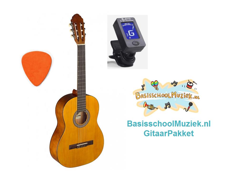 Basisschoolmuziek.nl Gitaar Pakket